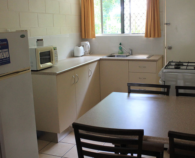 Oasis Inn Cairns Holiday Apartments
