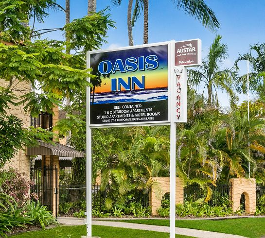Cairns Accommodation Guest reviews Oasis Inn